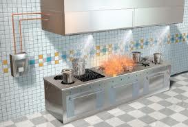 Extincion de incendios para cocinas en Granada