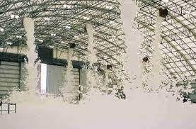 Extincion de incendios por espuma en Almería